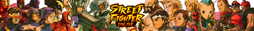 SFO : Street Fighter Online